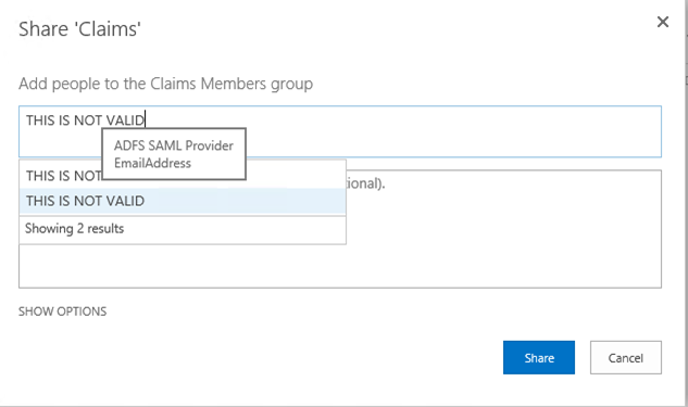 Notes on ADFS for SharePoint – Blogging Tom